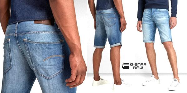 Pantalones vaqueros G-Star Raw 3301 Tapered para hombre baratos en Amazon