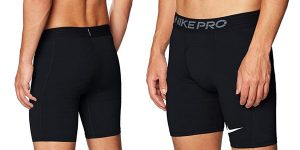 Pantalón corto de deporte Nike M NP Short para hombre barato en Amazon