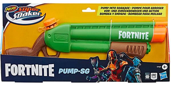 Pistola de agua Nerf Fortnite Supersoaker barata