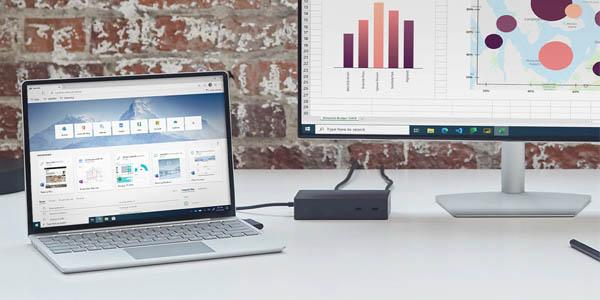 "Microsoft Surface Laptop Go de 12,4"" barato"