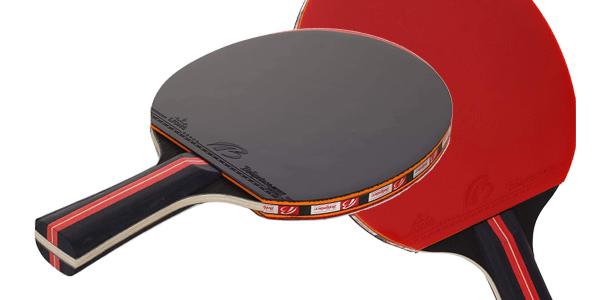 Set Ping Pong Amaza con 2 Palas + 3 pelotas chollo en Amazon