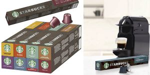 Starbucks Variety pack cápsulas café chollo