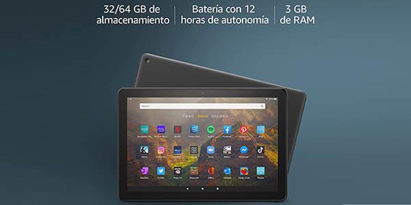 Tablet Fire HD 10 barata