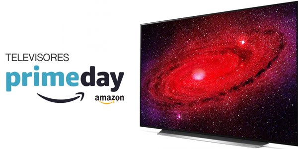Prime Day Televisores