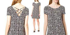 Vestido Only Onlbera Back Lace Up para mujer barato en Amazon