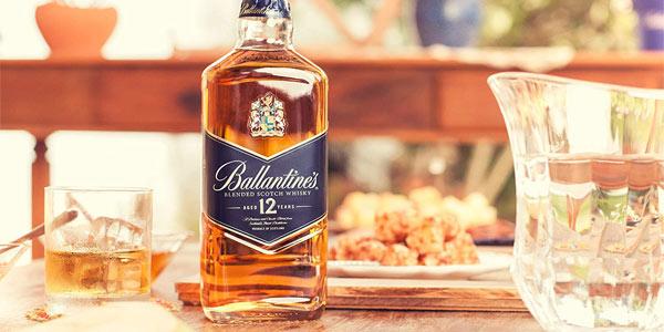 Whisky Ballantine's Blue 12 años chollo en Amazon