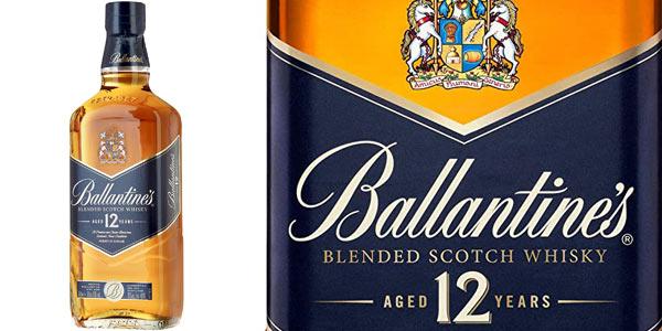 Whisky Ballantine's Blue 12 años barato en Amazon