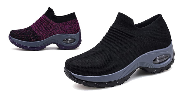 Zapatillas deportivas Anokar para mujer baratas en Amazon