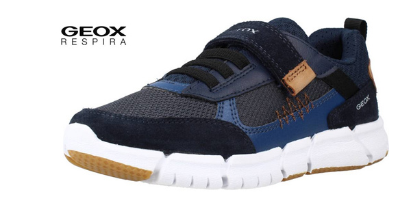 Zapatillas de deporte Geox J Flexyper Boy B para niño baratas en Amazon