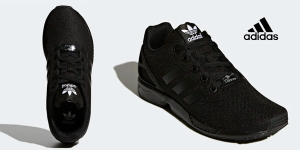 Zapatillas de deporte Adidas ZX Flux niño baratas en Amazon