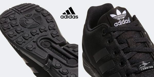 Zapatillas de deporte Adidas ZX Flux niño chollo en Amazon