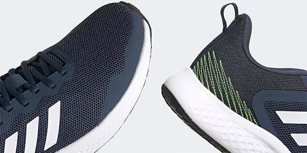 Zapatillas de running Adidas Fluidstreet para hombre baratas