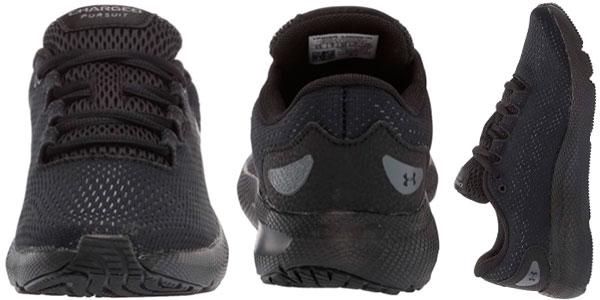 Zapatillas de running Under Armour Charged Pursuit 2 para mujer baratas