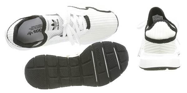 Adidas Swift Run X J zapatillas infantiles baratas