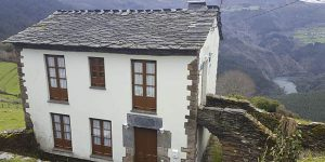 Apartamentos rurales San Esteban Buitres Illano chollo