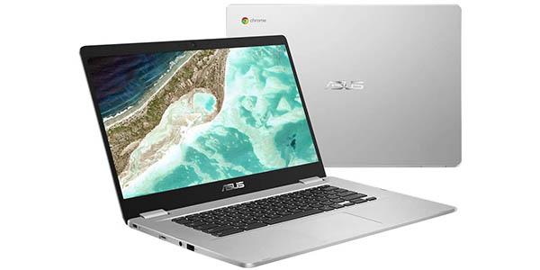 "ASUS Chromebook de 15.6"" Full HD en Amazon"