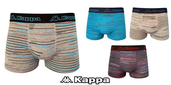Pack 4x Calzoncillos bóxer Kappa