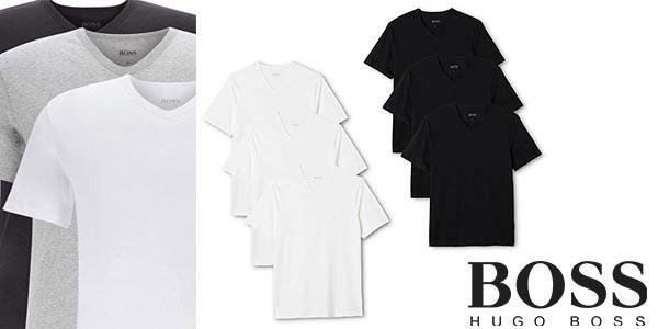 Camisetas Hugo Boss para hombre