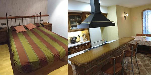 Casa Espinalbet Castellar del Riu alojamiento barato grupos