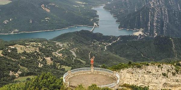 Casa Espinalbet Castellar del Riu escapada Berguedà chollo