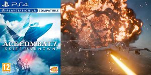 Chollo Ace Combat 7: Skies Unknown para PS4