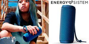 Chollo Altavoz portátil Energy Sistem Urban Box 2 con Bluetooth y radio FM