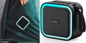 Chollo Altavoz portátil MIFA F50 Bluetooth