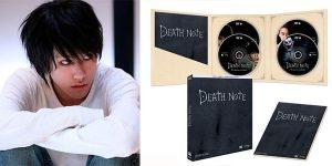Chollo Trilogía Death Note en Blu-ray Edición Coleccionista (4 discos + libro)