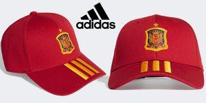 Chollo Gorra unisex Adidas Selección Española