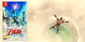 Chollo The Legend of Zelda: Skyward Sword HD para Switch