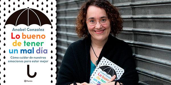 "Chollo Libro ""Lo bueno de tener un mal día"" de Anabel González en tapa flexibound"