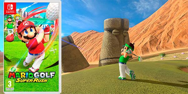 Chollo Mario Golf: Super Rush para Switch