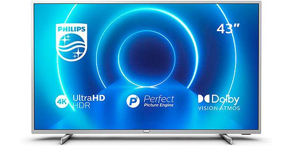 "Chollo Smart TV Philips 43PUS7555 UHD 4K de 43"""