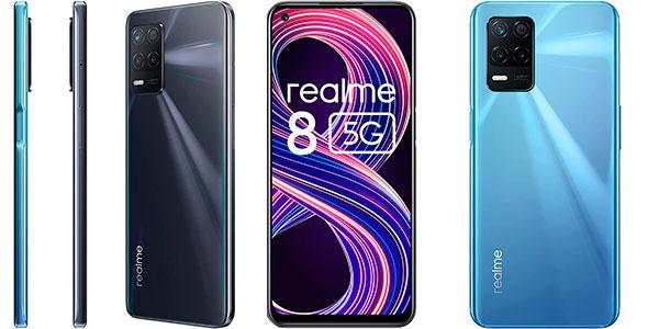 Chollo Realme 8 5G (4 GB + 64 GB)