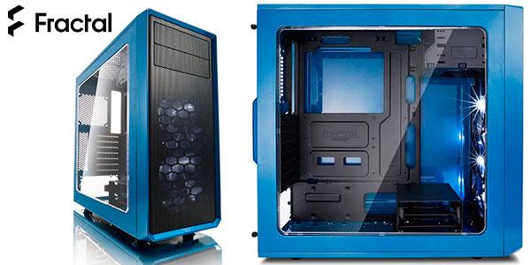 Chollo Torre con ventana para PC Fractal Design Focus G