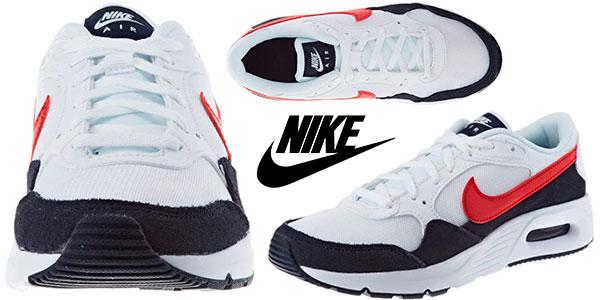 Chollo Zapatillas Nike Air Max SC Bg para niños