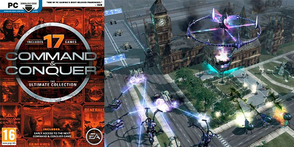Chollo Command & Conquer The Ultimate Collection para PC