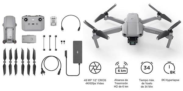 Dji Mavic Air 2 drone calidad vídeo oferta