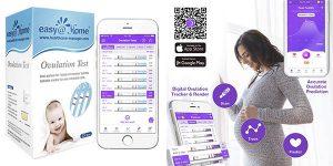 EasyHome prueba ovulación ultrasensible chollo