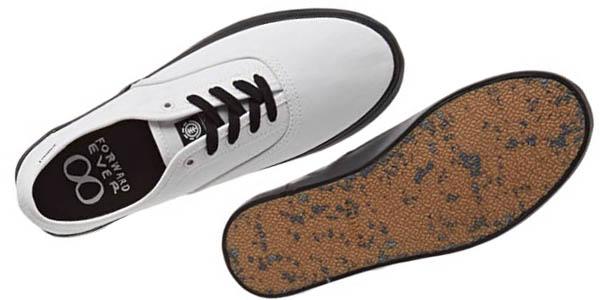 Element Navy Gum zapatillas casuales algodón orgánico oferta