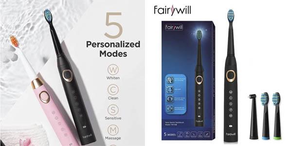 Fairywill FW508 cepillo dientes eléctrico barato