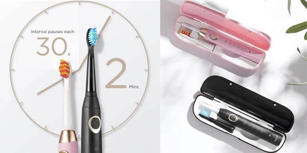 Fairywill FW508 cepillo dientes eléctrico relación calidad-precio