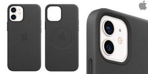 Funda de silicona Magsafe Apple iPhone 12 mini oficial barata en Amazon
