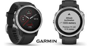 Reloj Garmin fēnix 6S con GPS