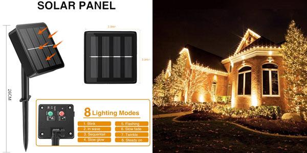 Pack x2 Guirnaldas LED Litogo de 12 m chollo en Amazon