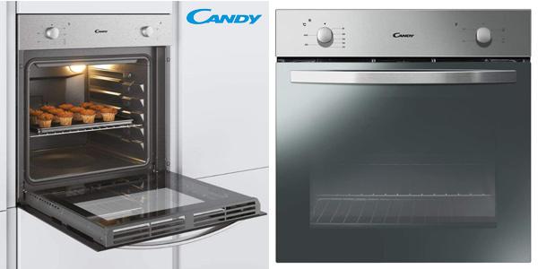 Horno eléctrico encastrable Candy FCS100X/E 2100W de 70L barato en Amazon