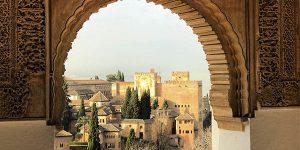 hotel céntrico barato Granada