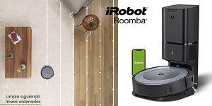 iRobot Roomba i3552 chollo