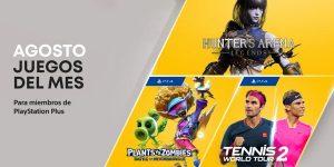 Juegos GRATIS con PS Plus de agosto 2021 para PS4 y PS5