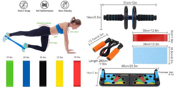 Kit de entrenamiento 13-en-1 Aurorast oferta en Amazon